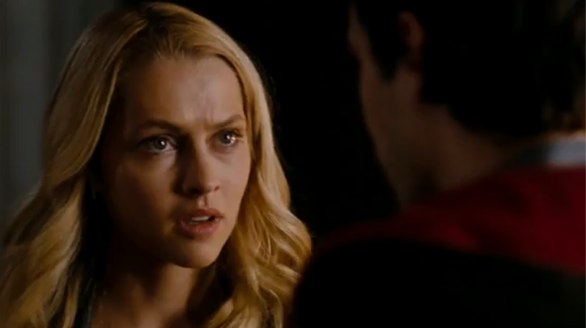 "Teresa Palmer Talks ""I Am Number Four""! 